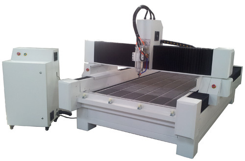 Standard CNC Stone Carving Machine in Bhubaneshwar